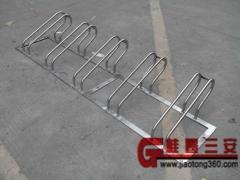 广州市自行车停车架厂家 电话螺旋式卡位式单车停车架价钱