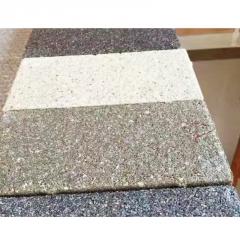 厂家生产陶瓷透水砖  彩色广场人行道铺路透水砖园林透水砖可定制