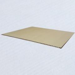 厂家直销 大型高档工程装修 竹木纤维集成墙板 600mm平缝集成墙板