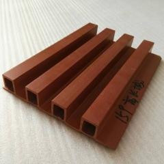 厂家直销 绿可木 环保装饰板材  护墙材料 生态木159高长城板