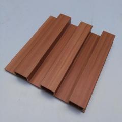 厂家直销 生态木202-30高长城板 防水防火防蛀 绿可木长城板