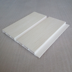 厂家直销 生态木 双97板 绿可木 墙面护板材料  装饰材料