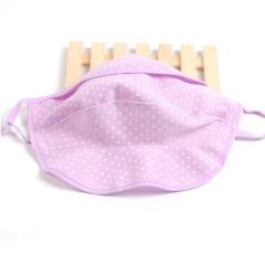 韩版新款夏季防尘口罩圆点时尚透气防晒口罩批发厂家直销