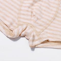 夏季儿童彩棉平角内裤男童女童纯棉四角内裤宝宝底裤中小童短裤