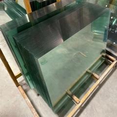 厂家直销供应钢化玻璃5-15MM,精磨边异型钢化,来图专业定制