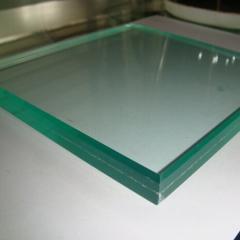 厂家直销,夹层玻璃,商场酒店护栏夹胶玻璃 5+5 6+6 8+8专业定制