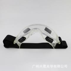 现货 防护防雾眼镜 全封闭隔离眼镜 透气防唾沫护目眼镜