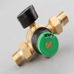 可调式减压阀 家庭稳压阀 自来水管道减压调节阀阀门