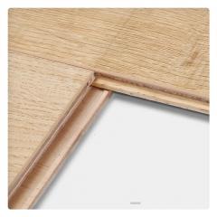 15mm多层实木地板厂家直销家用国标防水地暖复合地板原木纹北欧风