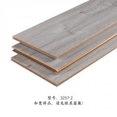 学校酒店公寓强化复合地板北欧灰色木地板防水耐磨环保E1工程地板