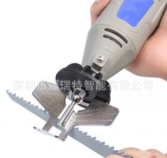 电锯 汽油锯 磨链器 链条锯锯齿打磨工具电动工具配件链条 磨刀器