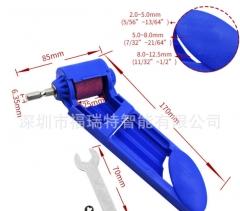 磨钻器便携式电钻砂轮机磨钻器磨刀器磨钻头机钻头研磨器打磨工具