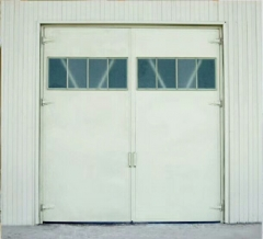 工业平开门 折叠门 快速门