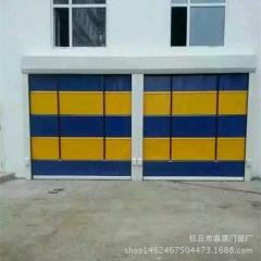 工业大门生产厂家 快速门 折叠门