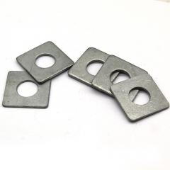 低价批发 四方平垫/正方形垫圈 方斜垫 304不锈钢材质 幕墙用方垫