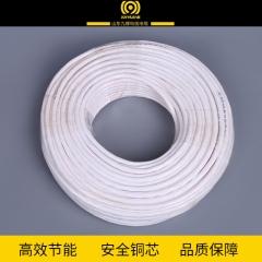 厂家直销无氧铜浴霸线RVV国标电源线多芯软护套线多规格家装电线
