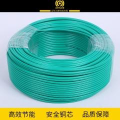 厂家直销bvr国标电线2.5平方1.5平方4平方电线家装多规格铜芯电线