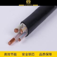 现货供应九辉铜缆3×25+1 电力冶金石油化工建筑传输线路铜缆