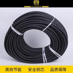 厂家直销YH50平方焊把线无氧铜国标电焊线电焊机专用电力电缆线缆