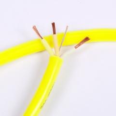 厂家直销3*1.5平方防冻线防水电缆国标铜芯软线缆三芯电线电缆
