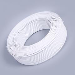 厂家直销电话扎线防老化防水护套线200米室内室外电话线捆绑线
