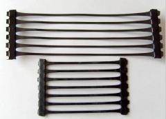 厂家直销 PP格栅 单向塑料土工格栅 PE单向拉伸土工格栅 多种规格 多种规格