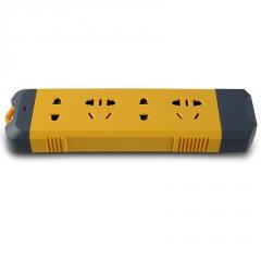 德力西插座工程用电源插排拖线板 不带线不带插头 抗摔耐压排插