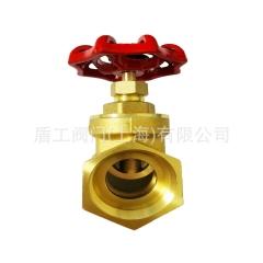 黄铜丝扣闸阀 Z15W-16T 自来水铜闸阀 手动内丝黄铜闸阀 工程专用