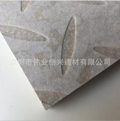 供应新元素美瓷板 水泥纤维板(硅酸钙板) 不含石棉导热纤维板 1220mm*2440mm*12mm