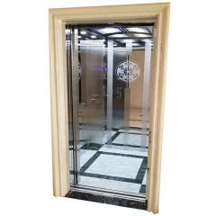 厂家直销三层小型家用电梯 乘客别墅家用梯无地坑家用液压电梯