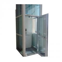 定制小型家用电梯别墅观光微型电梯二层家用升降电梯复式简易电梯