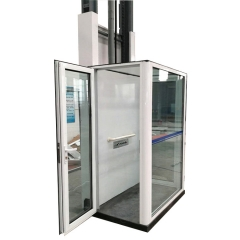 简易家用小电梯别墅小型家用梯阁楼老年人无障碍二层家用小型电梯