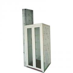 定制家用别墅电梯宾馆无机房无地坑液压小型电梯加装三层观光电梯