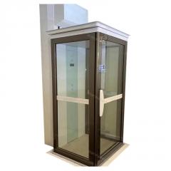 家用电梯二层家用小电梯液压住宅观光别墅电梯复式阁楼家用电梯