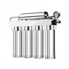 诚荣家用五级净水器 不锈钢超滤净水机净水器家用直饮净水器