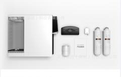 智能台式免安装净水机即热一体纯水机RO反渗透直饮机厂家直销OEM