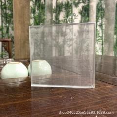 客厅屏风 工厂直销 艺术玻璃 夹娟玻璃