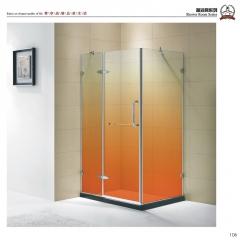 淋浴房安全玻璃夹丝玻璃阳光房玻璃 酒店隔断 夹丝玻璃办公隔断