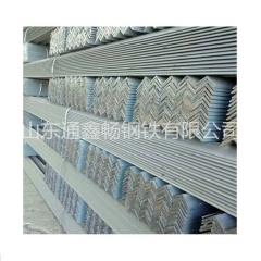 定制Q235B角铁热轧镀锌不等边角铁批发零售