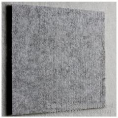 供应聚酯纤维吸音板 厂家直销隔音板材ktv音乐室隔音板