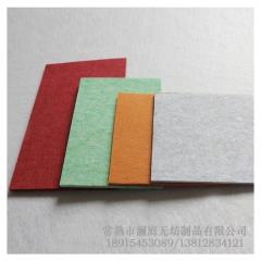 厂家直销聚酯纤维浮雕吸音隔音板环保针刺棉琴房幼儿园装饰吸音板