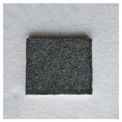 澜庭供应新型双层高强度室内吸音板 多色可选墙面装饰艺术吸音板