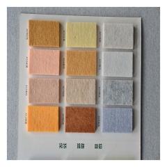 厂家供应定制A级隔音材料 聚酯纤维彩色录音棚室内墙体隔音吸音板