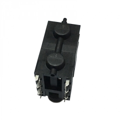 厂家供应批发供应6.35耳机插座 PJ-626DK 防水音频音响插座