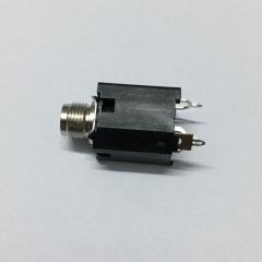 新品上市耐高温6.35耳机音频音响插座 PJ-612A 支持定制