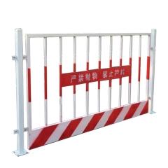 现货基坑护栏工地建筑道路警示临边安全防护可移动基坑护栏隔离网