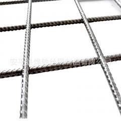 高铁钢筋网片 网孔10X10cm焊接网片 CRB550d8冷轧带肋钢筋网