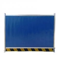 厂家直销彩钢围栏护栏市政路栏建筑工地施工移动临时围栏地铁围挡