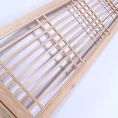 热销新款中式古典简约隔断花格家装实用背景墙花窗可定制厂家直销