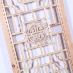 东阳厂家热销新款中式复古镂空实木门窗 隔断玄关花园货源批发